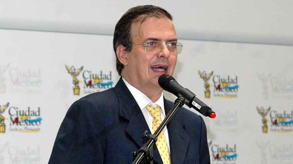 Marcelo Ebrard Casaubon Marcelo Ebrard